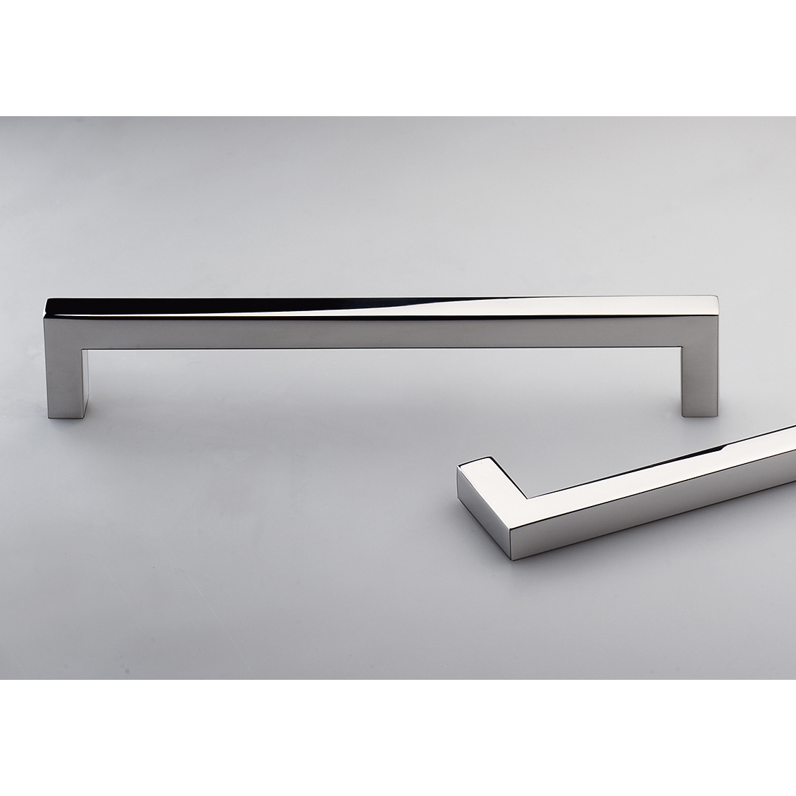 Roma Polished Stainless Steel Kitchen Handles E2106