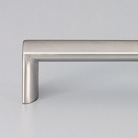 Latina Satin Stainless Steel Kitchen Handles E2123
