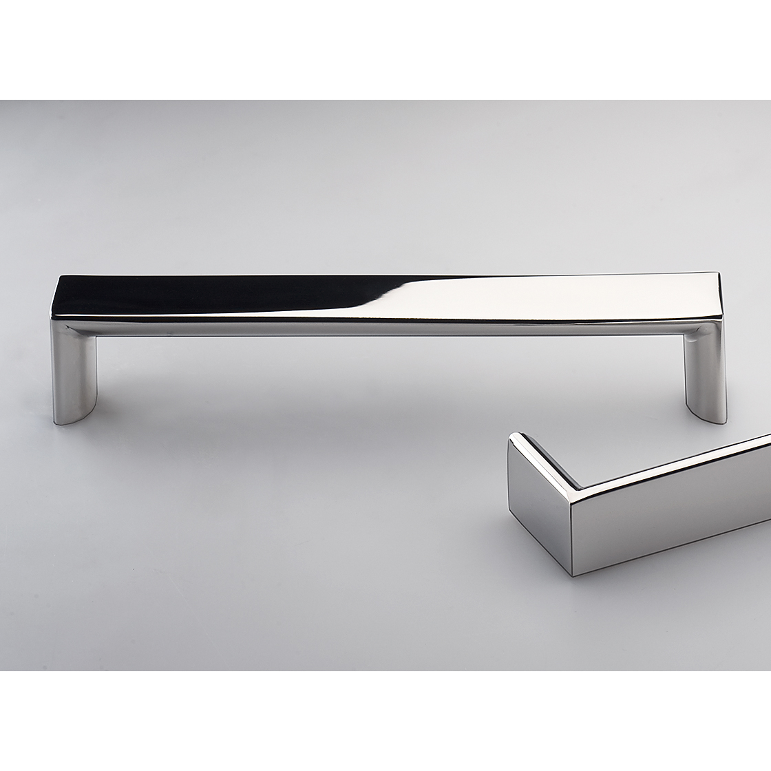 Roma Polished Stainless Steel Kitchen Handles E2126