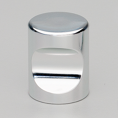 Cabinet Knobs F402 Chrome Cylinder
