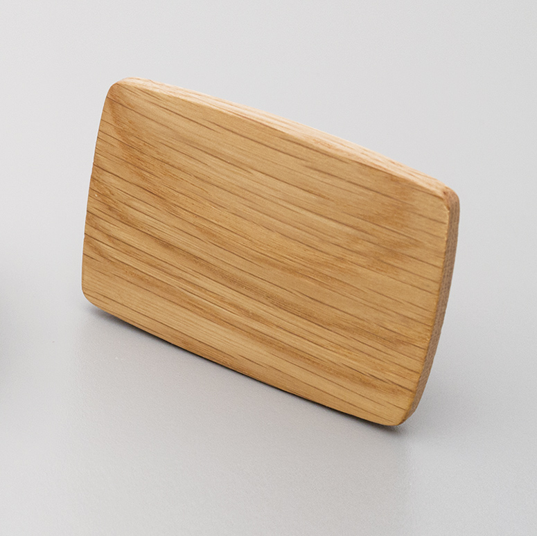 L4312 Timber Quattro Knob Oak