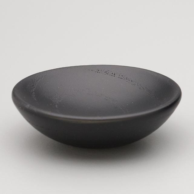 L4328 Timber Bowl Knob Black Stain