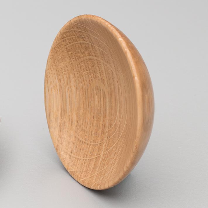 L4328 Oak Timber Bowl Knob