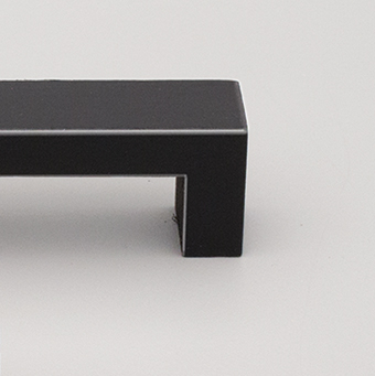 L7480 Black Stain Timber Bench Handle