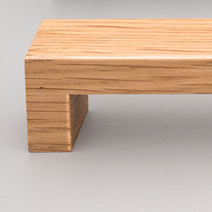 L7480 Bench Handle Timber Oak