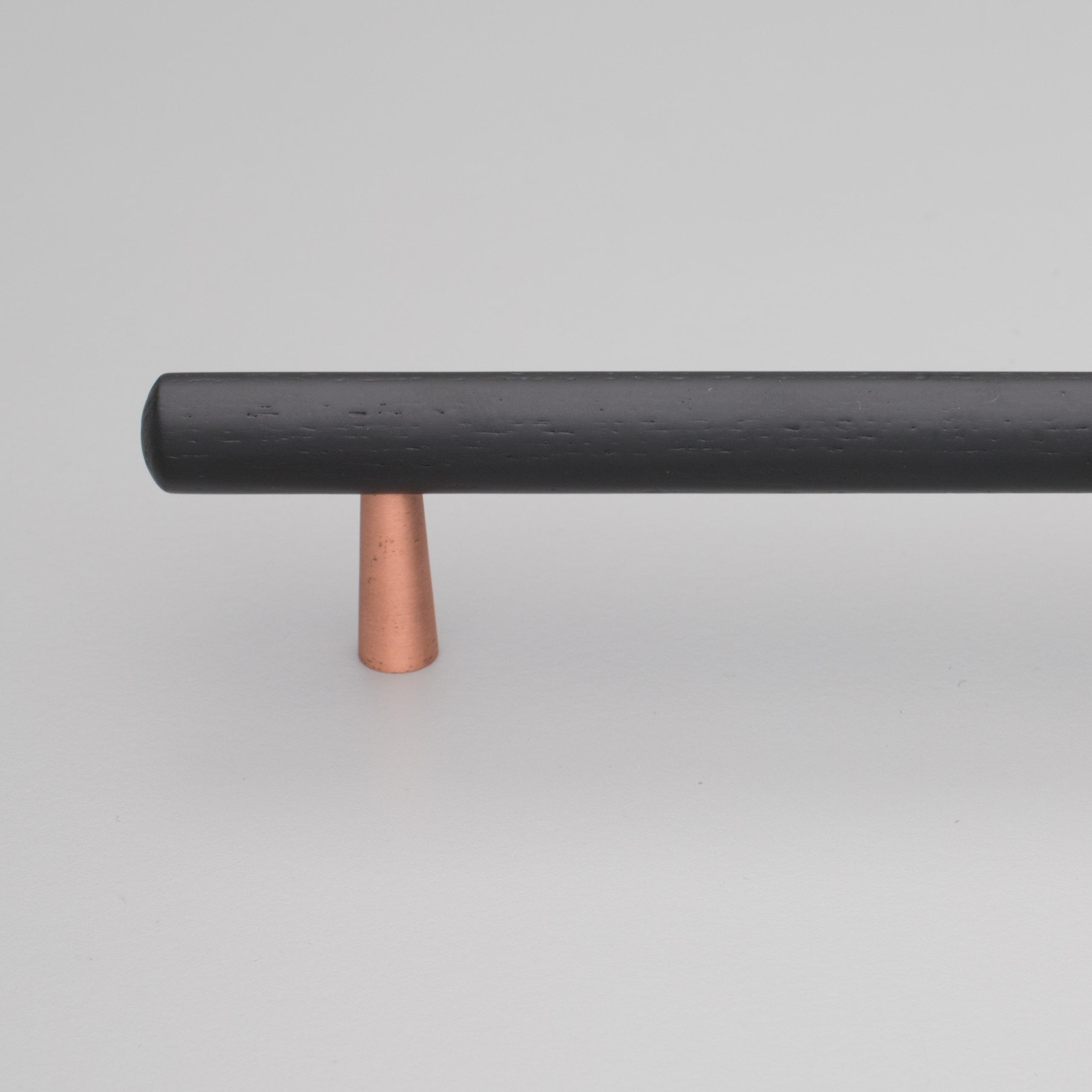L7763 Handle Tilla Black & Copper