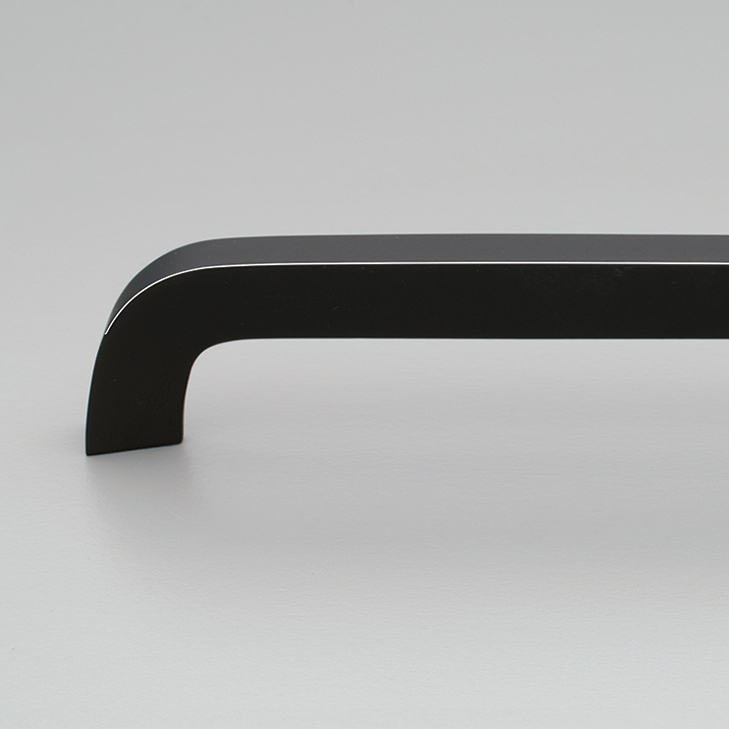 L7796 Black Stain Timber Harden Handle