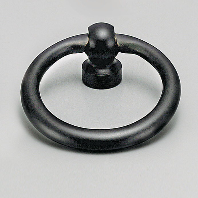 L9240 RIng Pull Black Hampton