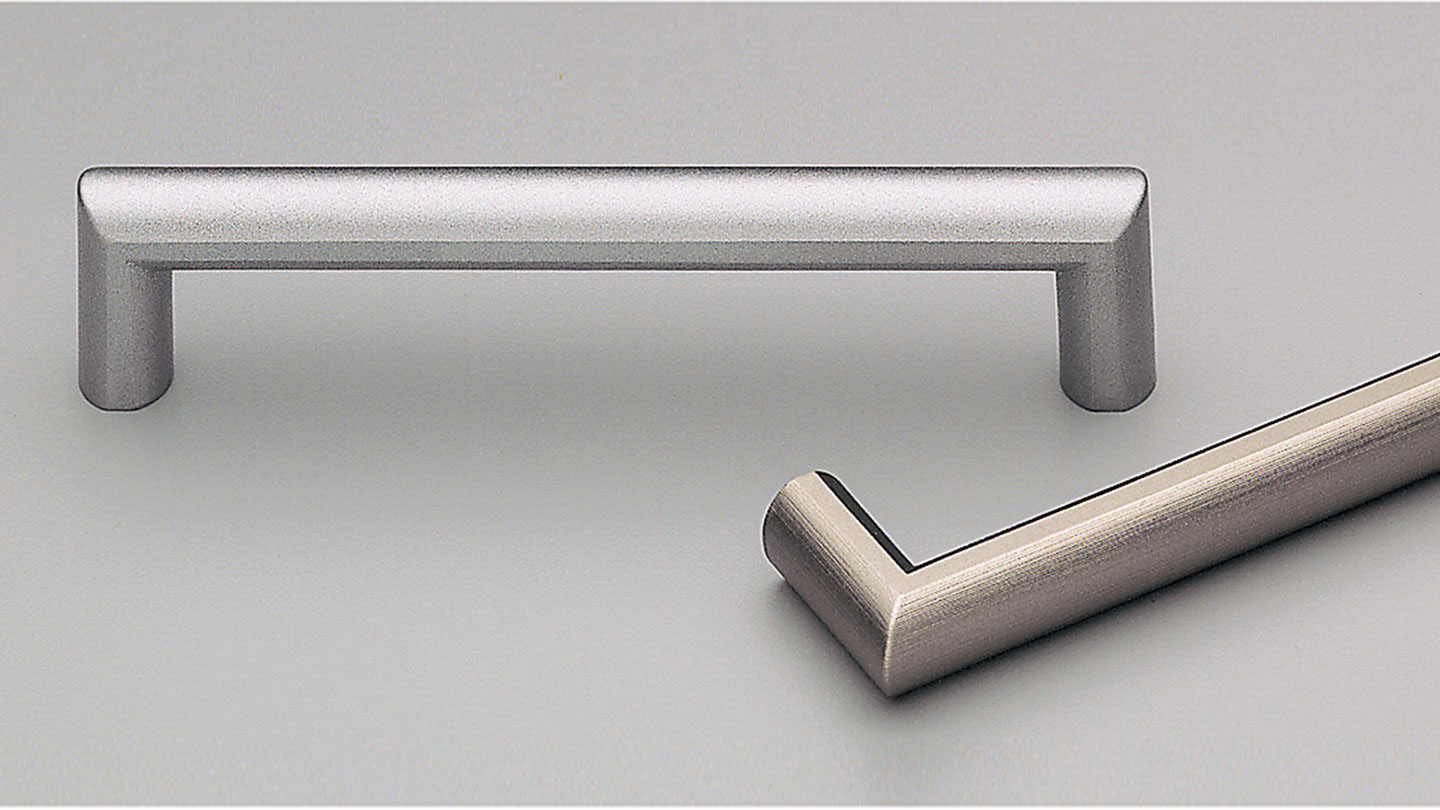 B209 D handle 13mm rounded section for, Kitchen handles, cabinet handles, cabinet hardware, kitchen cabinet handle, vanity handle, furniture handle, kitchen hardware, cupboard handles.