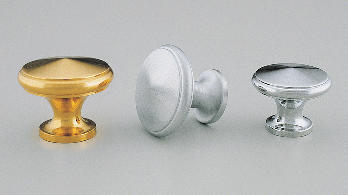 BK31_DIMPLE round knob shallow conical top for Kitchen knobs and handles, kitchen cabinet knobs and handles, vanity knobs and handles, bathroom knobs and handles, kitchen cupboard knobs and handles, kitchen hardware, matt black knobs and handles, cabinet hardware