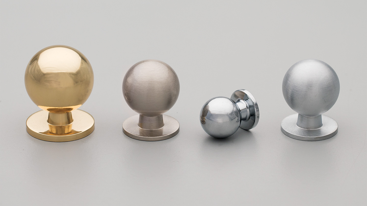 BK35_BULB BULB round knob spherical ball top : Kethy