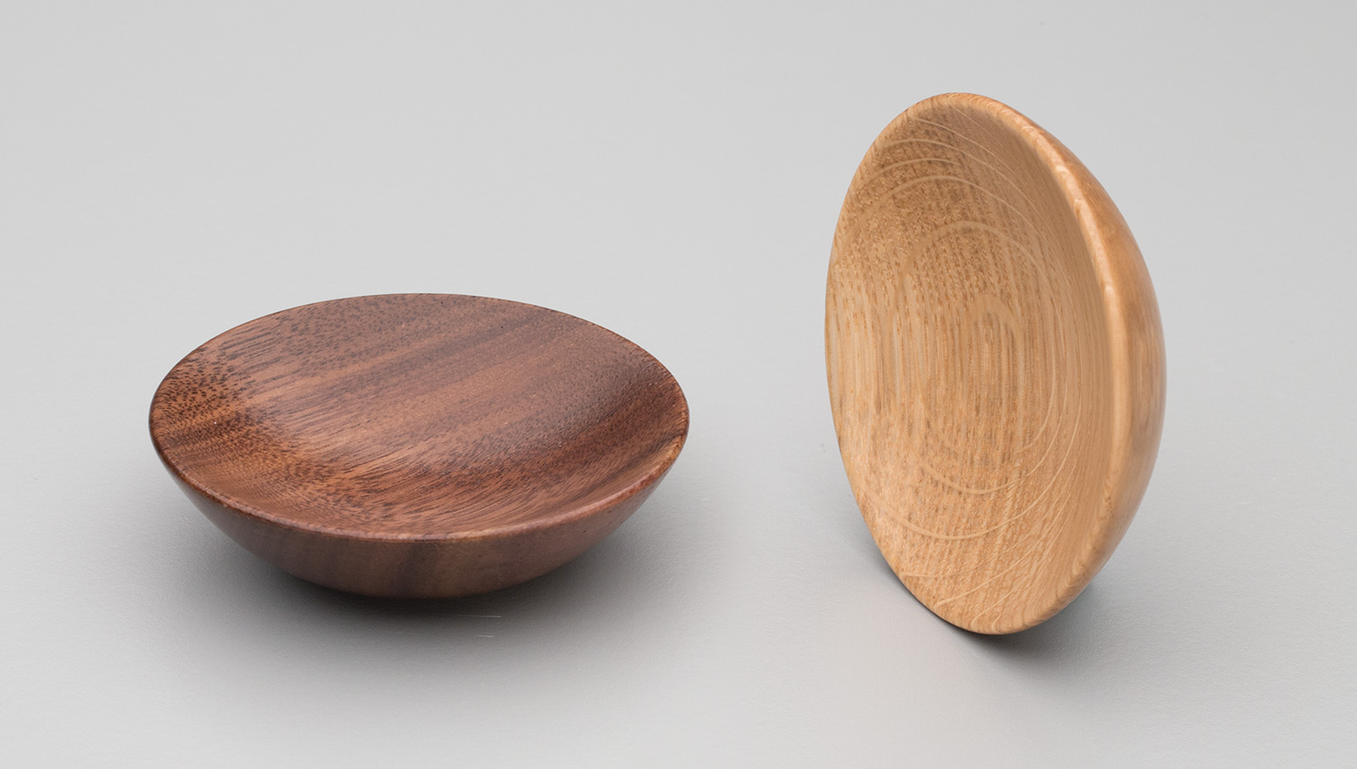 Bowl Knob 65mm dia Oak