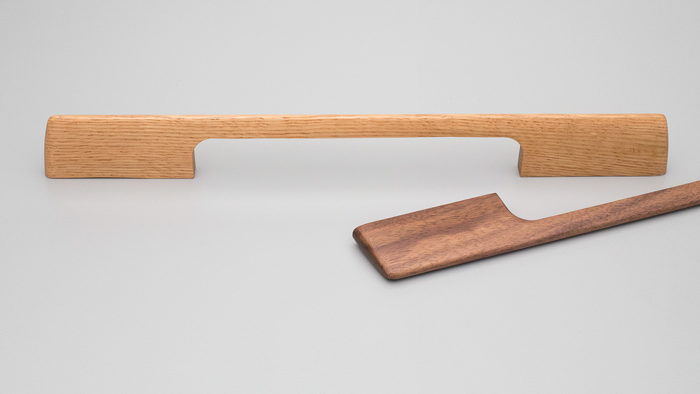 Timber Collection Kitchen Handles Cabinet Handles