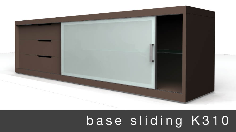 K0310 bottom rolling sliding door system recessed track for pantries,cabinets,wardrobes