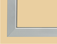 BRITTANY aluminium frame door for kitchen,bedroom,bathroom colours Natural Matt Anodised large range of glass mm, size overall custom sizes mm